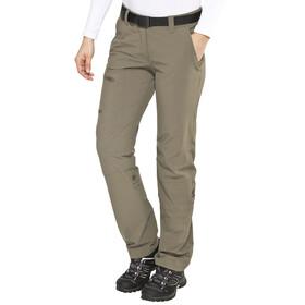 Maier Sports Lulaka Roll-Up Stretch Pants Women teak